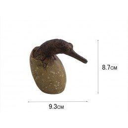 Gavial - Crocodilo no Ovo - Réplica Répteis