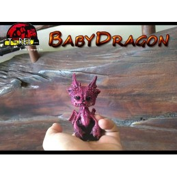 Mini Dragão | Baby Dragon | Game Of Thrones | Dragon