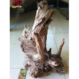 Tronco Natural Africano Mopani Wood