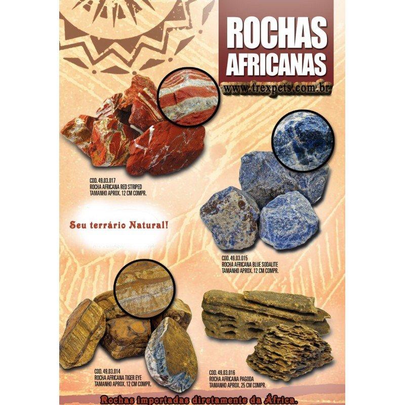 Rocha Africana Importada