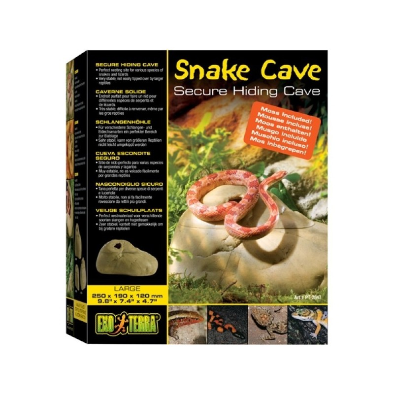 Snake Cave